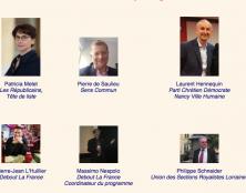Election municipale à Nancy : vers une union des droites