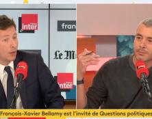 François-Xavier Bellamy reçu par Ali Baddou : des échanges qui vont à l'essentiel