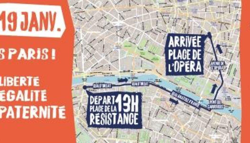 La Manif Pour Tous appelle les Français à se mobiliser contre le projet de loi et ses principales mesures