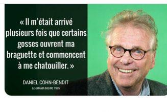 Pédophilie : Jordan Bardella évoque Daniel Cohn-Bendit et Libération sur RTL