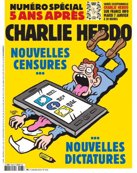 L'esprit Charlie a des limites au bal des hypocrites