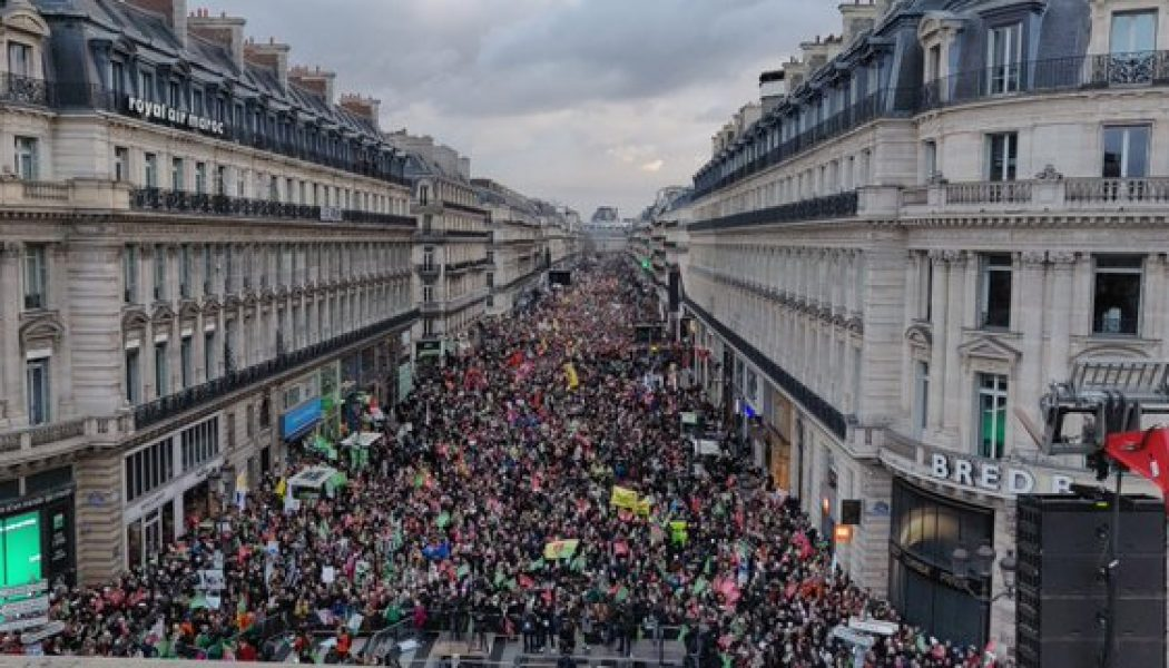 Marchons enfants : 18h00, fin du direct