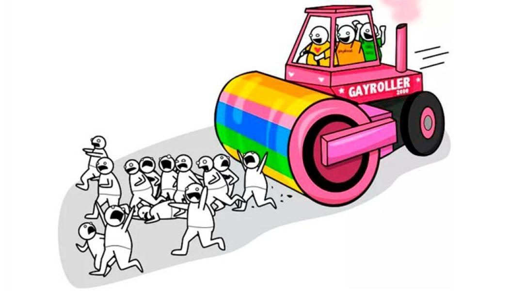 Conférence VITA attaquée à Rennes : la dictature LGBT continue ses violences en toute impunité