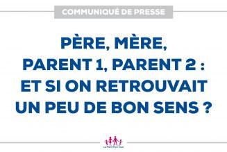 """La conférence des évêques de France propose des formulaire de baptême """"non genrés"""""""