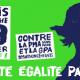 La Famille Missionnaire de Notre Dame participera à la manifestation 19 janvier à Paris et organisera une messe à 12h30