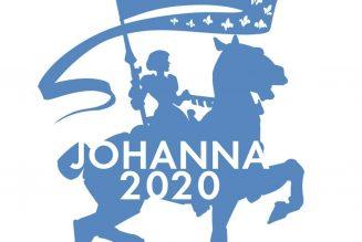 Johanna 2020 : grand pèlerinage national à Rouen les 1er et 2 mai, à l'occasion du centenaire de la canonisation de sainte Jeanne d'Arc