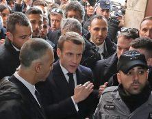 Emmanuel Macron : Il ne faut jamais que les limites ne soient franchies. Sauf en France…