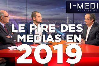 I-Média : le pire des médias en 2019