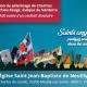 Messe de préparation au 38ième pèlerinage de Chartres
