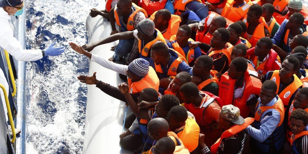 Le problème ce n'est pas la nouvelle vague de Covid, mais la nouvelle vague d'immigrés