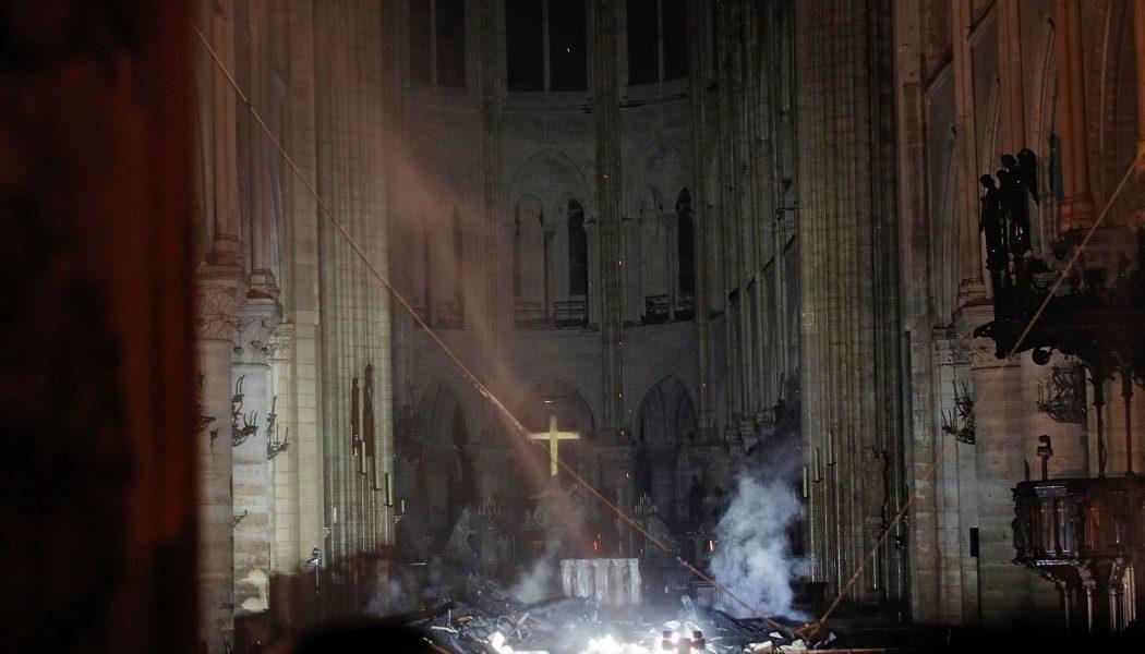 Sous des airs de gros dur, Jean-Louis Georgelin sème le flou au Sénat sur la reconstruction de Notre-Dame de Paris