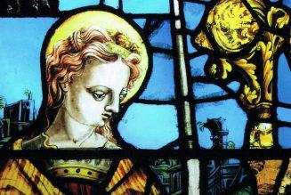 Sainte Geneviève sous la plume de Charles Péguy et à Paris