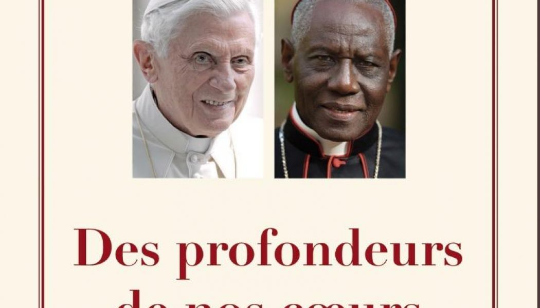 Aucun malentendu entre Benoît XVI et le cardinal Sarah