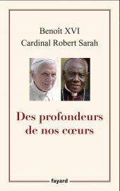 Remerciements au cardinal Sarah