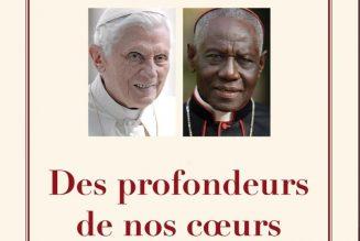 Le communiqué du cardinal Sarah suite aux intox contre Benoît XVI