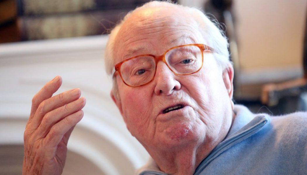 Municipales : Jean-Marie Le Pen lance un appel solennel pour l'unité des forces nationales et de droite