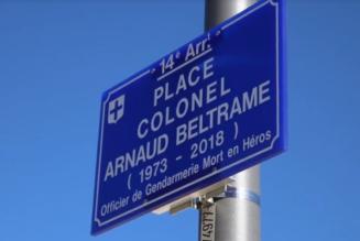 Marseille : les élus boycottent l'inauguration de la place colonel Arnaud Beltrame