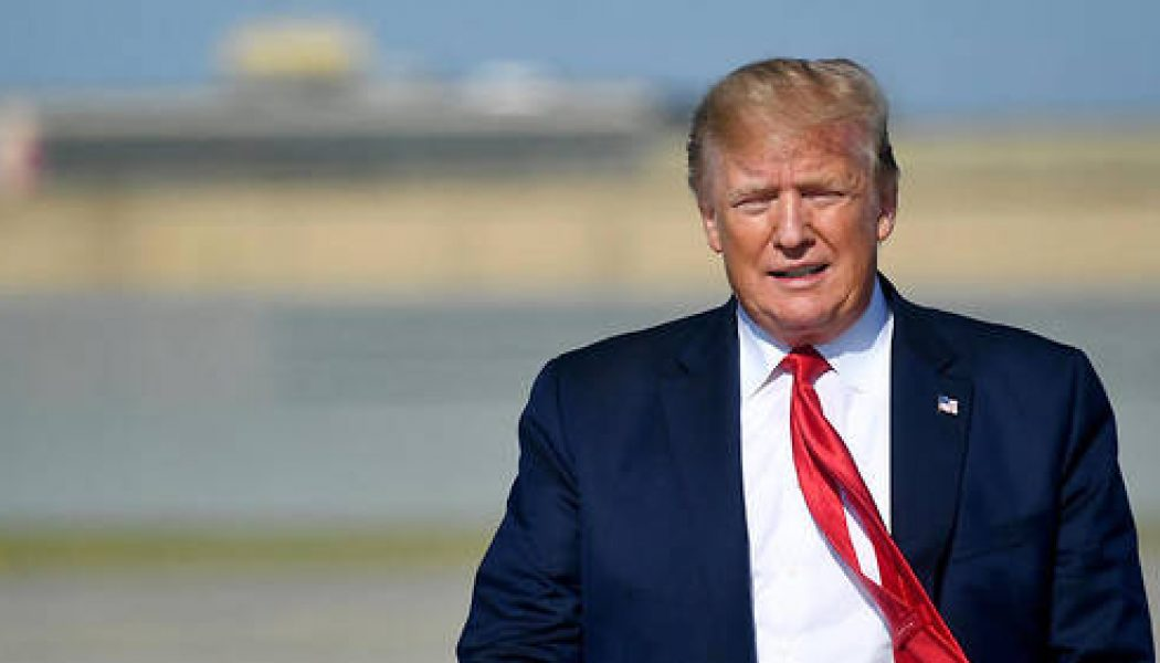 "Donald Trump annonce que le mouvement Antifa sera reconnu comme ""organisation terroriste"""