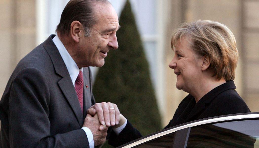 Trahison de la droite : Angela Merkel chausse les bottes de Jacques Chirac