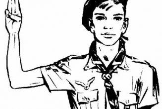 Quand un journaliste de France Culture confond salut nazi et salut scout