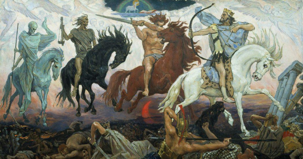 Apocalypse et Royaume des Cieux