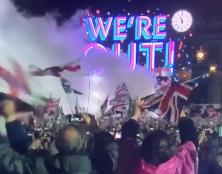 Le Brexit est effectif depuis minuit