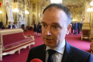 Le sénateur LR Sébastien Meurant favorable à la peine de mort