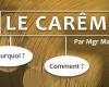 Quatre propositions pour le Carême, en ligne