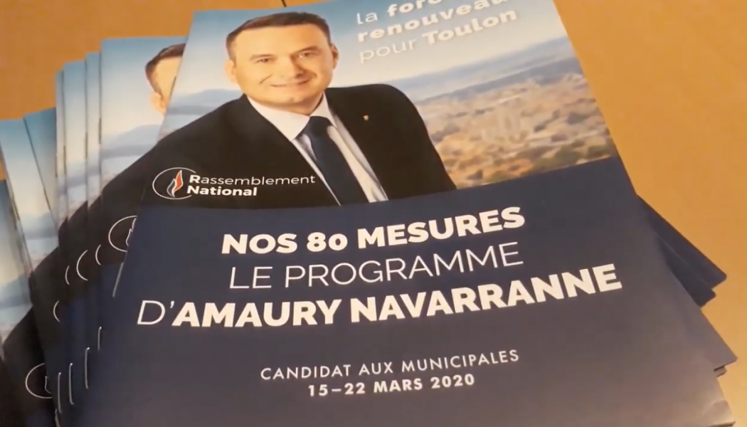 Entretien avec Amaury Navarranne, candidat à la mairie de Toulon
