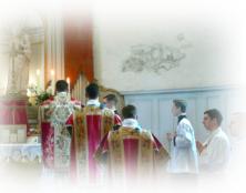 Commentaire sur la Sainte Messe