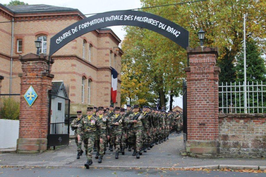 Attaque au couteau dans la gendarmerie de Dieuze : le terroriste est un militaire en formation