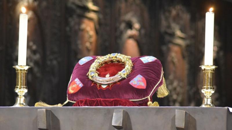 Vénération des reliques de la Passion à Saint-Germain-l'Auxerrois