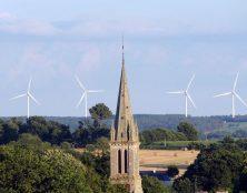 Éoliennes: du rêve aux réalités