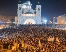 Au Montenegro, la persécution religieuse des fidèles orthodoxes serbes s'aggrave