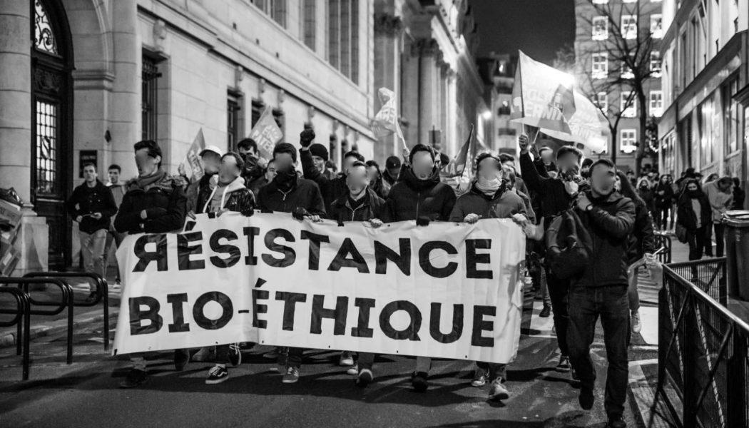 Résistance bioéthique dans les rues de Paris