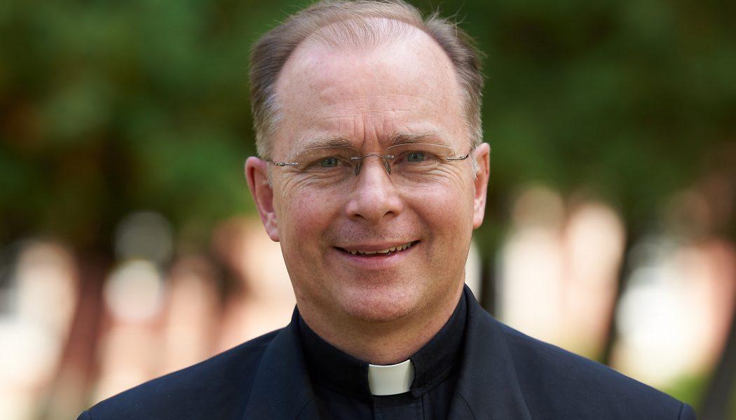 Le père John Connor a été élu nouveau supérieur général des Légionnaires du Christ