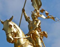 Jeanne d'Arc, le leadership au féminin