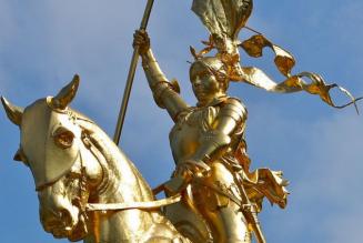 Avançons le déconfinement au 10 mai pour fêter sainte Jeanne d'Arc