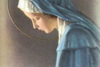 Neuvaine à la Sainte Vierge – Troisième jour