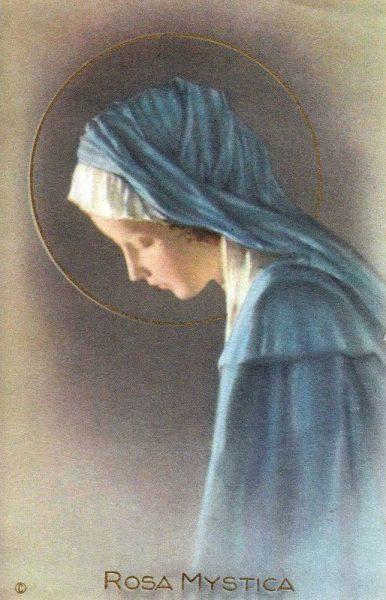 Neuvaine à la Sainte Vierge – Neuvième jour