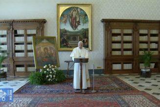 Pape François : le message de l'Encyclique Evangelium vitae est plus que jamais actuel