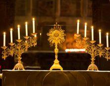 L'Eucharistie, richesse des chrétiens