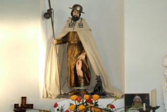 Saint Roch invoqué lors des épidémies [Add.]