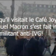 Avortement et trisomie : un passant interpelle Emmanuel Macron