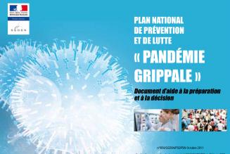 Le plan national de prévention et de lutte « pandémie grippale »