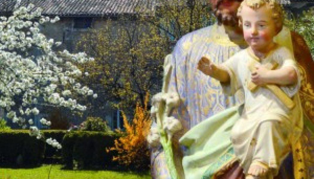 Début de la neuvaine à saint Joseph