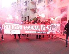Génération identitaire dénonce la politique agressive d'Erdogan