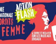 8 mars : Marchons Enfants appelle les Français à participer àdeux actions exceptionnelles