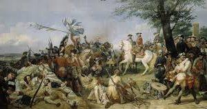Bataille de Fontenoy