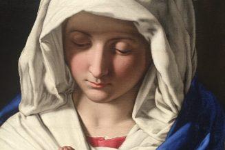 Stella cœli extirpavit – Prière à la Vierge Marie en temps d'épidémie